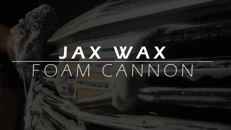 JAX WAX FOAM CANNON SOAP