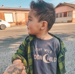 Stay Wild Moon Child | Child Tee