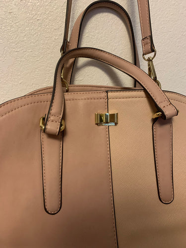 Kate Landry blush bag