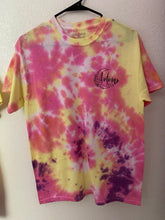 Load image into Gallery viewer, Tie dye texas shirts