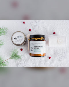 Colloidal cream and body butter bundle