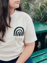 Load image into Gallery viewer, Be Kind Ivory Tee