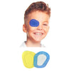 60PCs / 3Boxes Colorful Breathable Sterile Eye Patch Band Aid - the-travel-tools