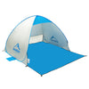 Beach Tent 90% UV-Protective Pop Up Open Awning Tent - the-travel-tools
