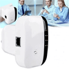 Plug & Surf: Ultra High Performance Wifi Repeater 300Mbps Supports 802.11 n / g / b