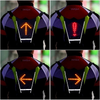 Safety LED Cycling Vest: Rechargeable by USB