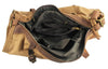 Vintage Retro military Canvas Leather mens travel bag - the-travel-tools