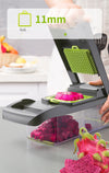 Magic Slicer: Multifunction Vegetable and Fruit Slicer, Complete Kit (7 in 1)