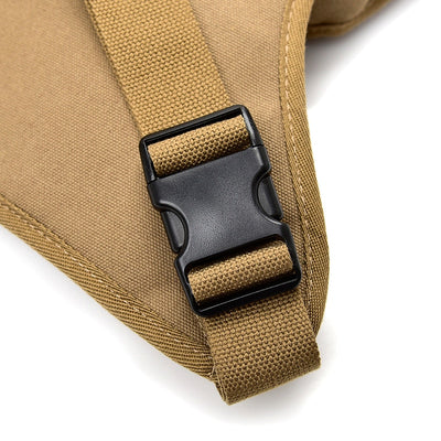 High Quality Canvas Waist Bag Money Belt - the-travel-tools