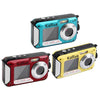 Digital Camera Waterproof Cam 2.7 inch TFT 16x Digital Zoom Camera - the-travel-tools