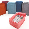 Portable Waterproof Shoes Organizer &Storage Pouch - the-travel-tools