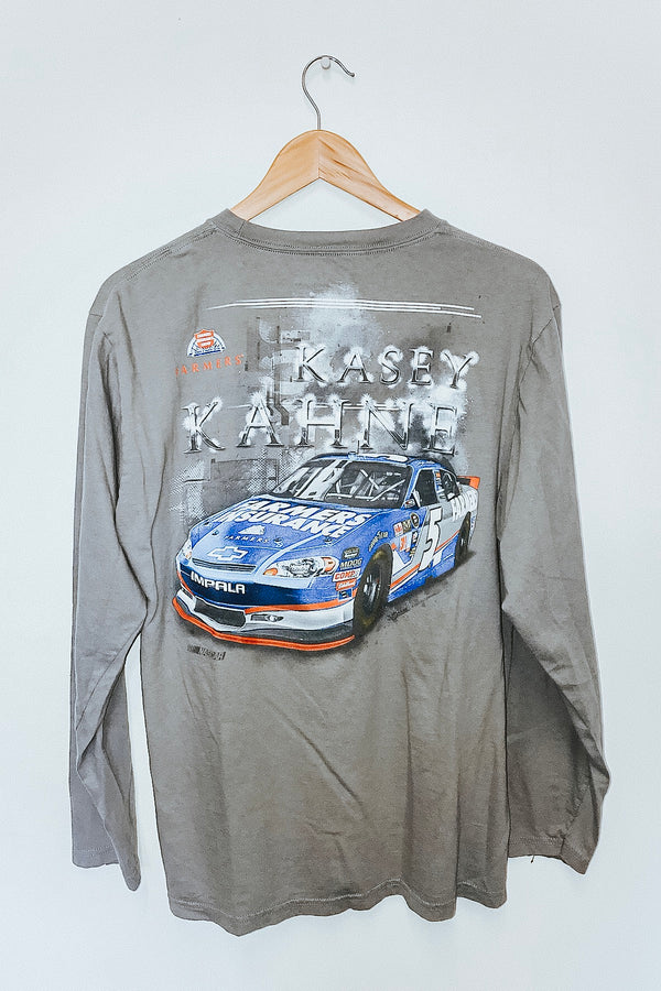 Vintage Racing Long Sleeve / Kasey Kahne