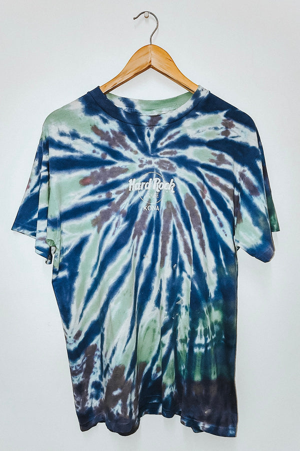 Vintage Tie Dye Hard Rock Cafe