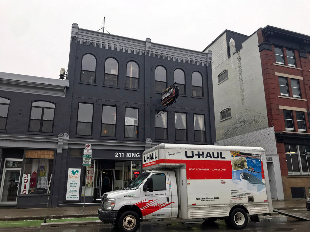 Goodbye, 211 King! Big changes for Reimagine Co in 2020