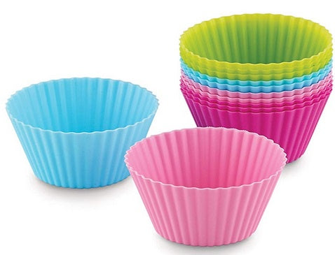 Individual Silicone Bake Cups