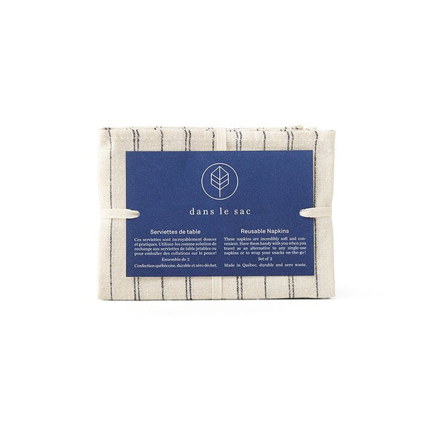 Reusable Napkins (Pack of 2)