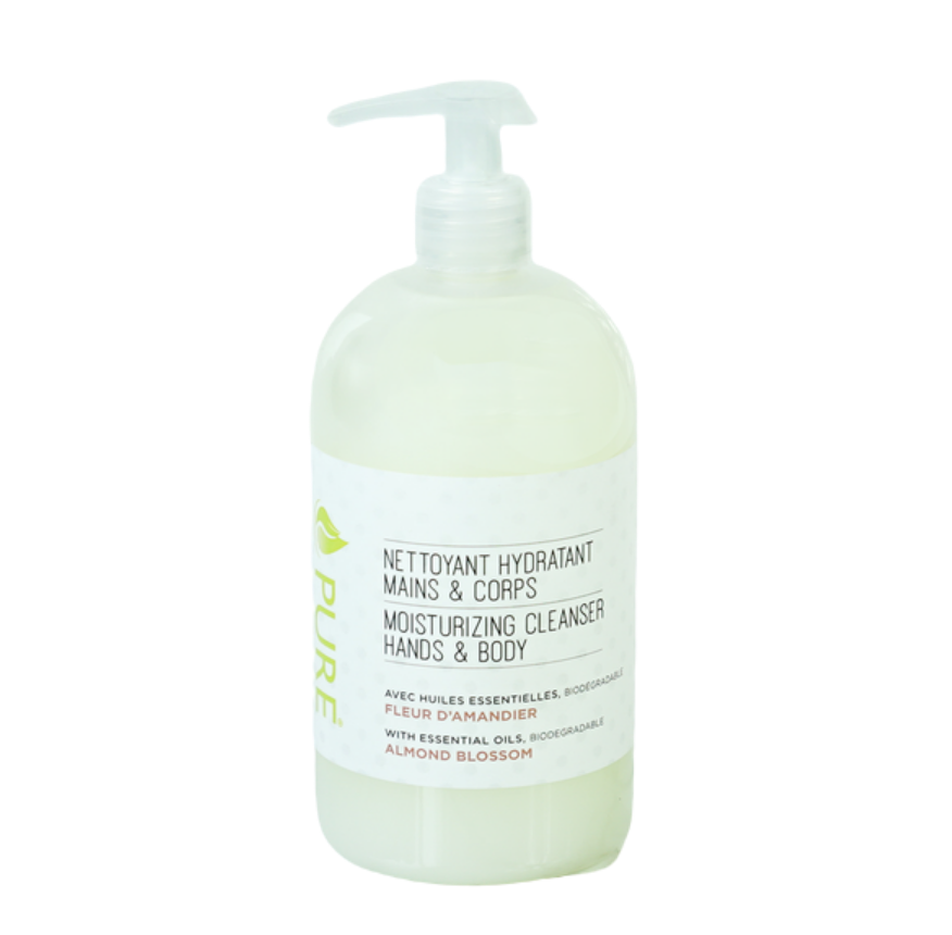 Natural Hand & Body Wash (packaging not included)