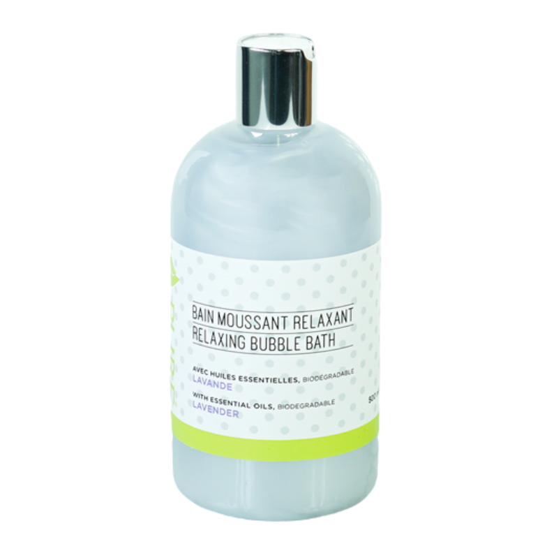 Natural Bubble Bath (package-free)