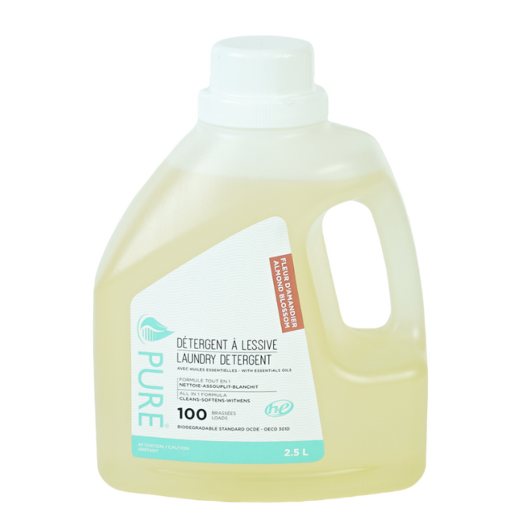 Natural Laundry Detergent (package free)