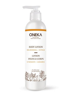 Organic Body Lotion (package-free)