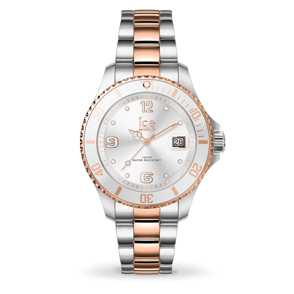 Ice-Watch ICE Steel Silver Rose-Gold -