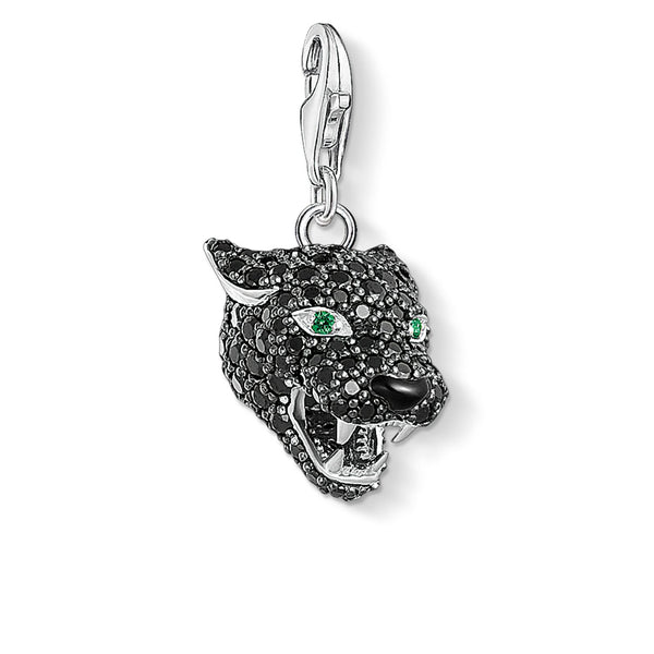 Thomas Sabo Charm-Anhänger Black Cat - 1696-845-11