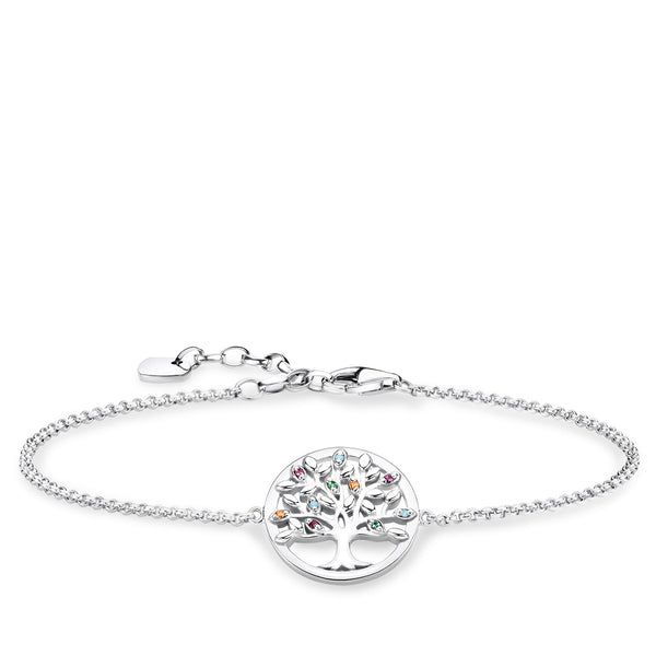 Thomas Sabo Armband Tree of Love - A1868-477-7
