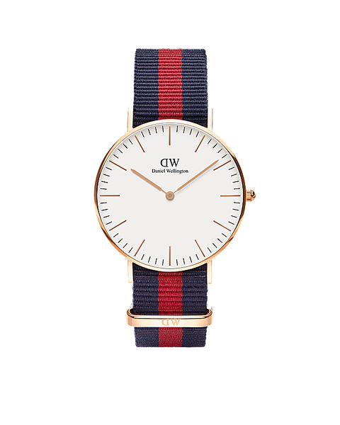 DW Classic Oxford Rosegold 36mm