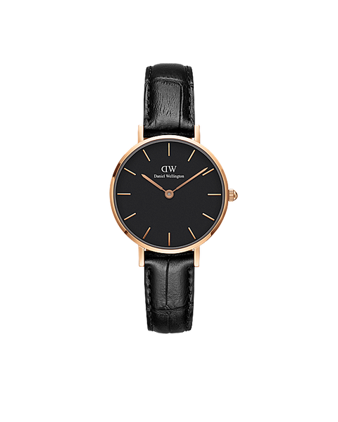 DW Classic Petite Reading Rosegold 28mm