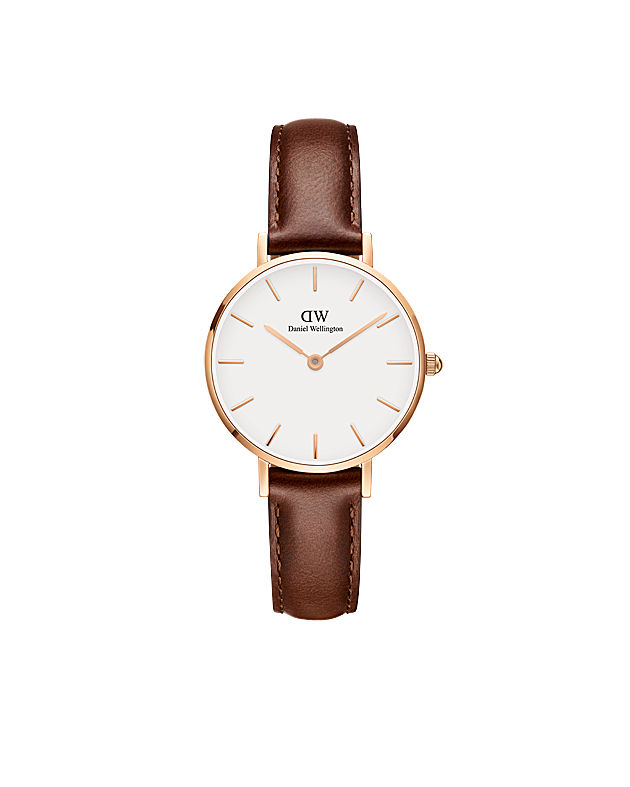 DW Classic Petite St Mawes Rosegold 28mm