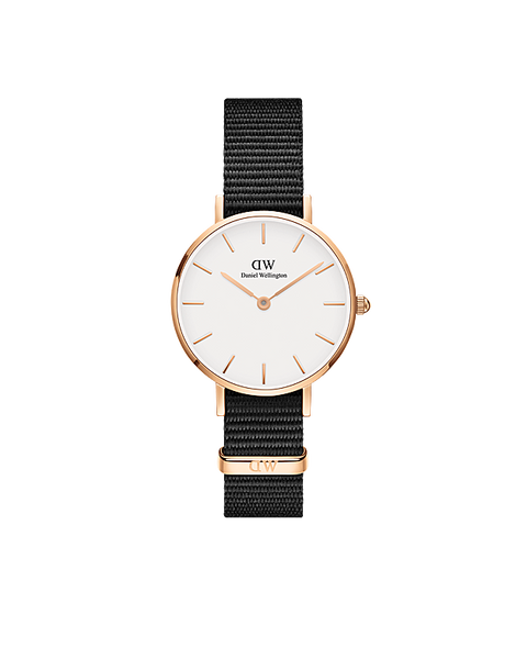 DW Classic Petite Cornwall Rosegold 28mm