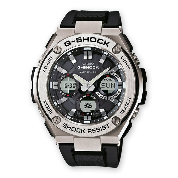Casio G-SHOCK G-STEEL - GST-W110-1AER