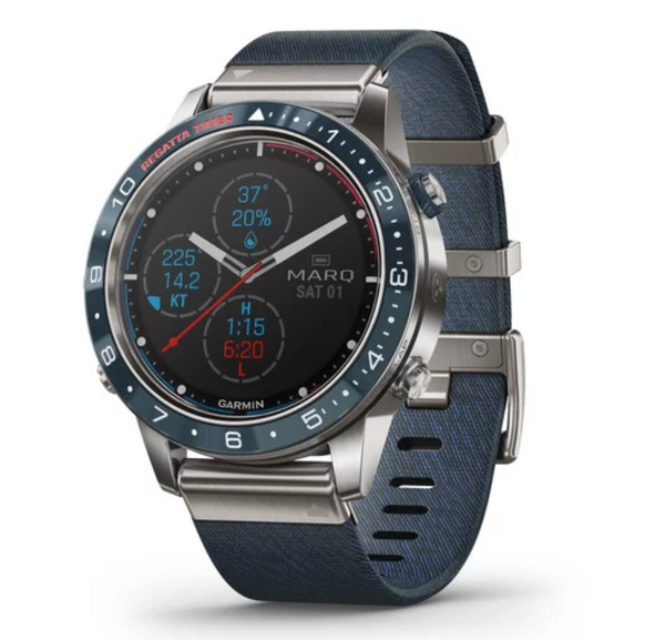 Garmin MARQ Captain Smartwatch - 010-02006-07