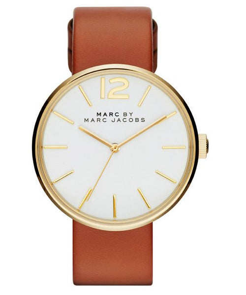 MARC JACOBS Peggy Gold Braun