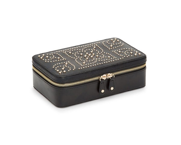 Marrakesh Zip Case Black