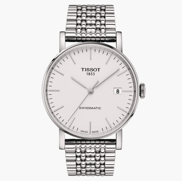 TISSOT Herrenuhr EVERYTIME SWISSMATIC - T1094071103100