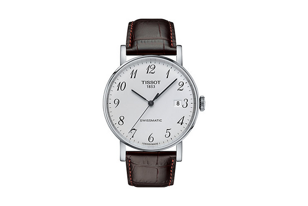 TISSOT Herrenuhr Everytime Swissmatic - T1094071603200