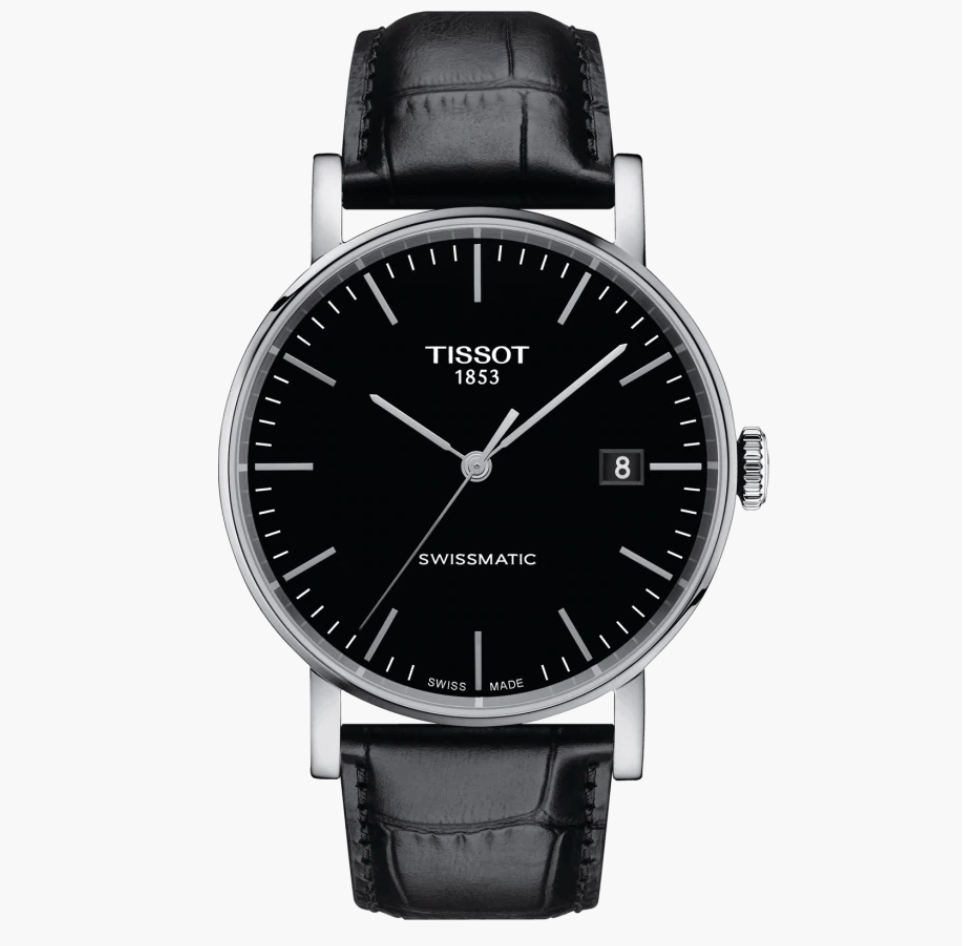 TISSOT Herrenuhr EVERYTIME SWISSMATIC - T1094071605100