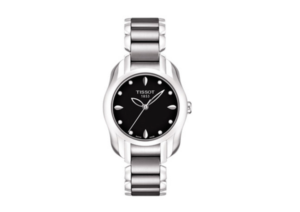 TISSOT Damenuhr Wave Lady - T0232101105600
