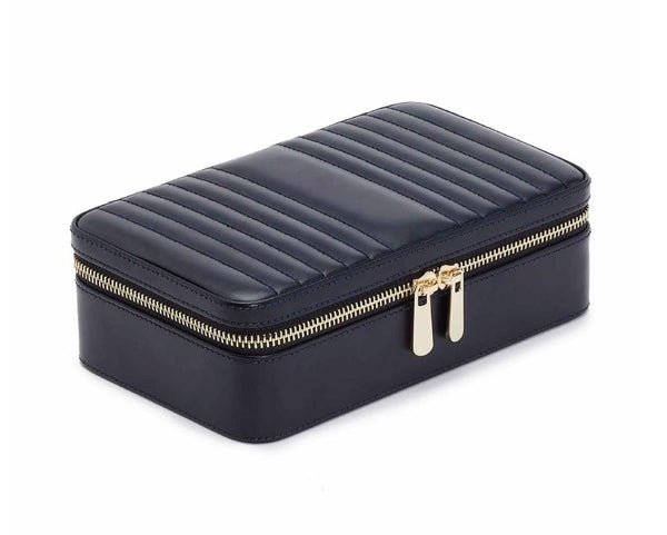 Maria Medium Zip Case Navy