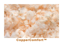 The Pranarest copper comfort body pillow fill is ideal for those suffering from back, knee, hip or shoulder pain