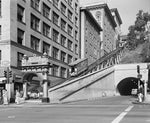 Angels Flight 1960 Print
