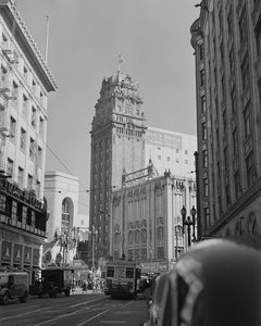 Humboldt Bank Building 1943 Print