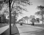 North Lake Shore Drive 1905 Print