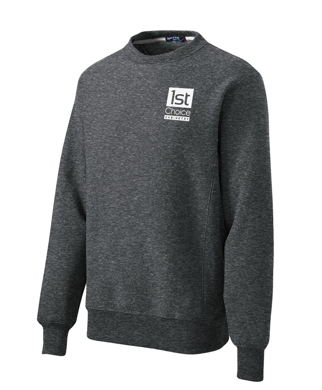 Men's Sport-Tek Super Heavyweight Crewneck Sweatshirt