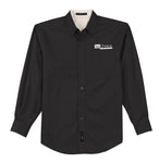 Men's Port Authority Long Sleeve Easy Care Shirt