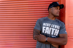 DRY-FIT NEXT LEVEL FAITH SHIRT