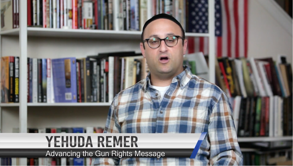 TRANSCRIPT: Yehuda Remer on Jews Needing To Join The 2A Fight