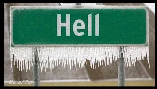 HELL FREEZES OVER: The Pew Pew Jew Interviews Satan