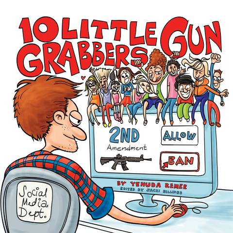 Signed 10 Little Gun Grabbers